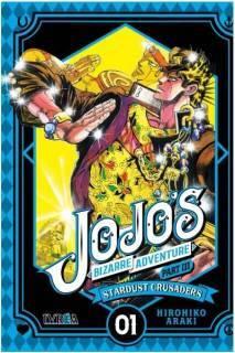 Jojo's Bizarre Adventure Parte III: Stardust Crusaders 01 (Ivrea Argentina)