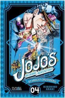 Jojo's Bizarre Adventure Parte III: Stardust Crusaders 04 (Ivrea Argentina)
