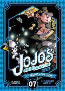 Jojo's Bizarre Adventure Parte III: Stardust Crusaders 07 (Ivrea Argentina)