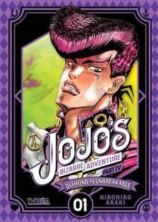 Jojo's Bizarre Adventure Parte IV: Diamond Is Unbreakable 01 (Ivrea Argentina)