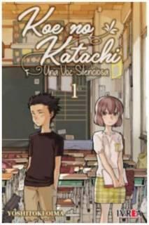 Koe No Katachi(聲の形 Una Voz Silenciosa)01