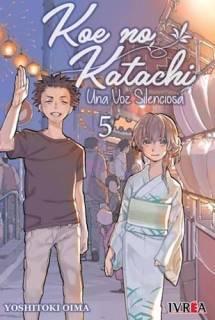 Koe No Katachi(聲の形 Una Voz Silenciosa)05