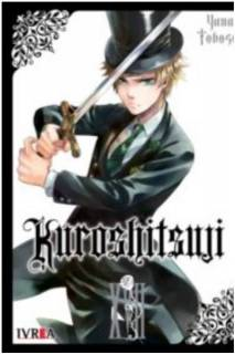 Kuroshitsuji 17
