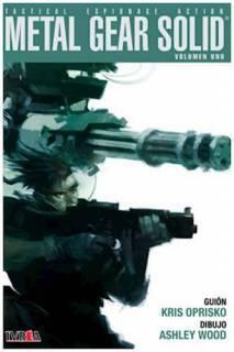 Metal Gear Solid Vol 1
