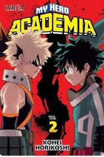 My Hero Academia 02 (Ivrea Argentina)