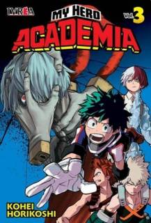 My Hero Academia 03 (Ivrea Argentina)