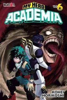 My Hero Academia 06 (Ivrea Argentina)