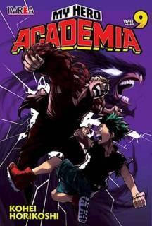 My Hero Academia 09 (Ivrea Argentina)