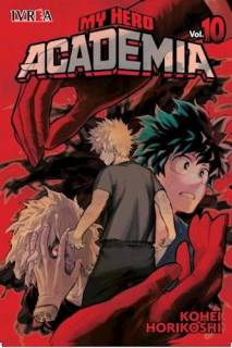 My Hero Academia 10 (Ivrea Argentina)