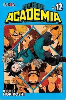 My Hero Academia 12 (Ivrea Argentina)