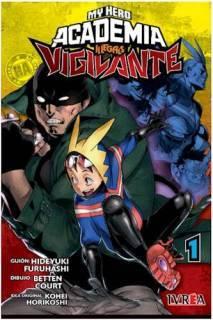 My Hero Academia Vigilante Illegals 01(Ivrea Argentina)