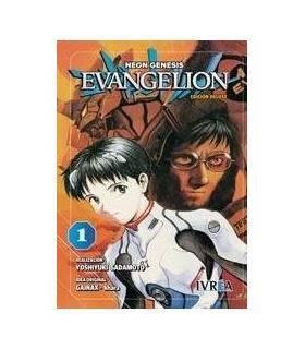 Neon Genesis Evangelion Deluxe 01 (Ivrea Argentina)