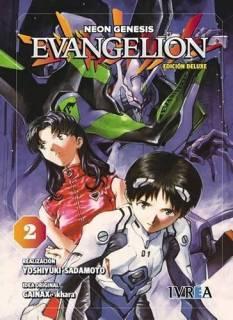 Neon Genesis Evangelion Deluxe 02 (Ivrea Argentina)