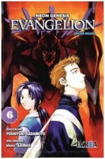 Neon Genesis Evangelion Deluxe 06 (Ivrea Argentina)