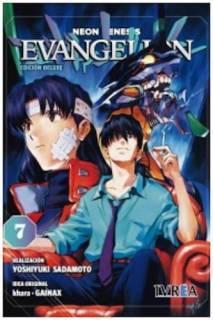 Neon Genesis Evangelion Deluxe 07 (Ivrea Argentina)