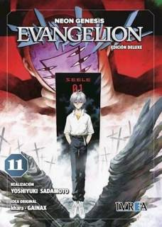 Neon Genesis Evangelion Deluxe 11 (Ivrea Argentina)