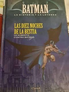 Batman La Historia y La Leyenda