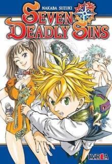 Seven Deadly Sins 02 (Ivrea Argentina)