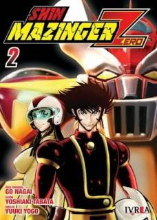 Shin Mazinger Zero 02 (Ivrea Argentina)