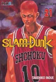 Slam Dunk 21 (Sobrecubierta)