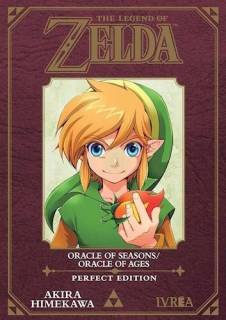 The Legend Of Zelda 02: Oracle Of Seasons / Oracle Of Ages (Perfect Edition)