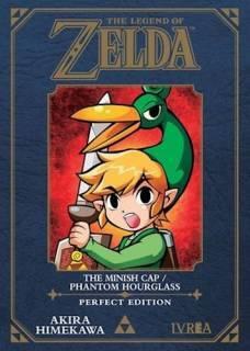 The Legend Of Zelda Perfect Edition 3:The Minish Cap y Phantom Hourglass
