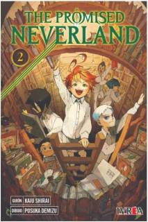 The Promised Neverland 02 (Ivrea Argentina)