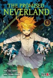 The Promised Neverland 05 (Ivrea Argentina)