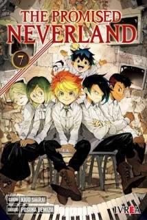 The Promised Neverland 07 (Ivrea Argentina)
