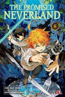 The Promised Neverland 08 (Ivrea Argentina)