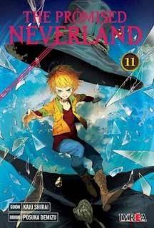 The Promised Neverland 11 (Ivrea Argentina)