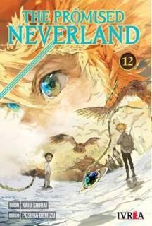 The Promised Neverland 12 (Ivrea Argentina)