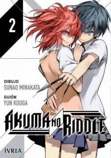 Akuma No Riddle 02 Novedad 2016 (Serie De 5 Tomos)