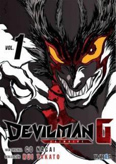 Devilman G 01 de 5 (Ivrea España)