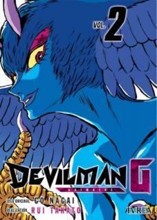 Devilman G 02 de 5 (Ivrea España)