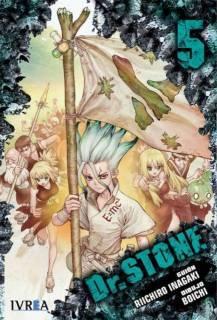Dr. Stone 05 (Ivrea España)