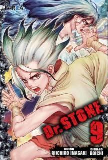 Dr. Stone 09 (Ivrea España)