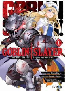Goblin Slayer (manga) 01 (Ivrea España)