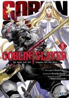 Goblin Slayer (manga) 05 (Ivrea España)