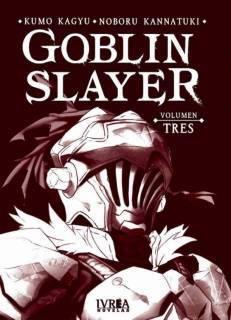 Goblin Slayer (Novela) 03 (Ivrea España)