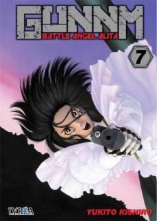 Gunnm (Battle Angel Alita) 07 (Ivrea España)