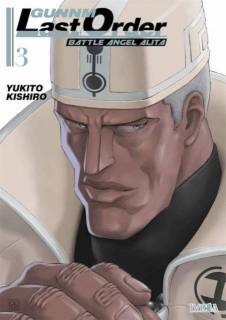 Gunnm: Last Order 03