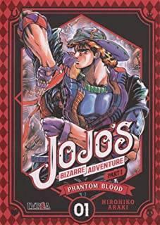 Jojo's Bizarre Adventure Parte I: Phantom Blood 01 (Ivrea España)