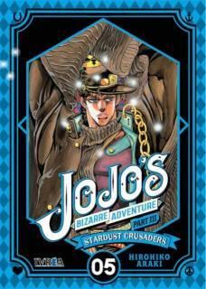 Jojo's Bizarre Adventure Parte III: Stardust Crusaders 05 (Ivrea España)