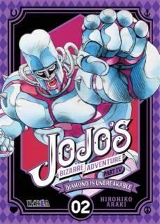 Jojo's Bizarre Adventure Parte IV: Diamond Is Unbreakable 02 (Ivrea España)