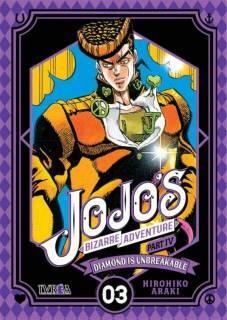Jojo's Bizarre Adventure Parte IV: Diamond Is Unbreakable 03 (Ivrea España)
