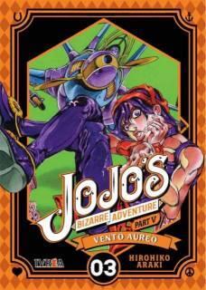 Jojo's Bizarre Adventure Parte V: Vento Aureo 03