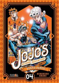 Jojo's Bizarre Adventure Parte V: Vento Aureo 04