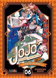 Jojo's Bizarre Adventure Parte V: Vento Aureo 06