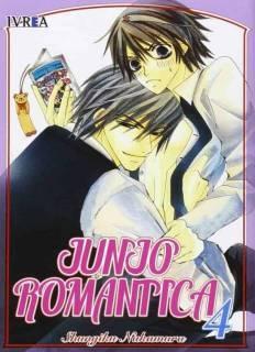 Junjo Romantica 04 (Ivrea España)